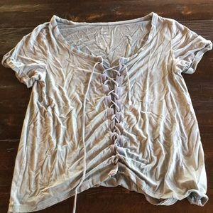 Soft short sleeve shirt